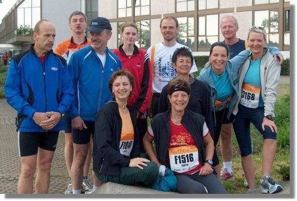 Gutenberg-Marathon Mainz 2006