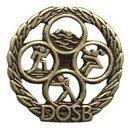 Kinderabzeichen in Bronze