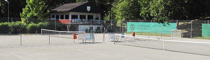 Tennisplätze des TV Lorch