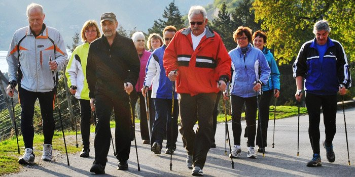 Nordic-Walking Dienstag