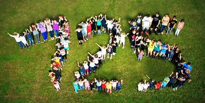 Gruppenfoto zum 125 jährigen Jubiläum