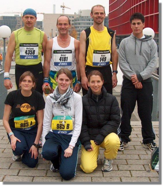 Frankfurt Marathon 2007