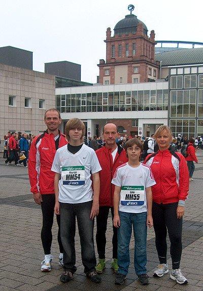 Frankfurt-Marathon 2009