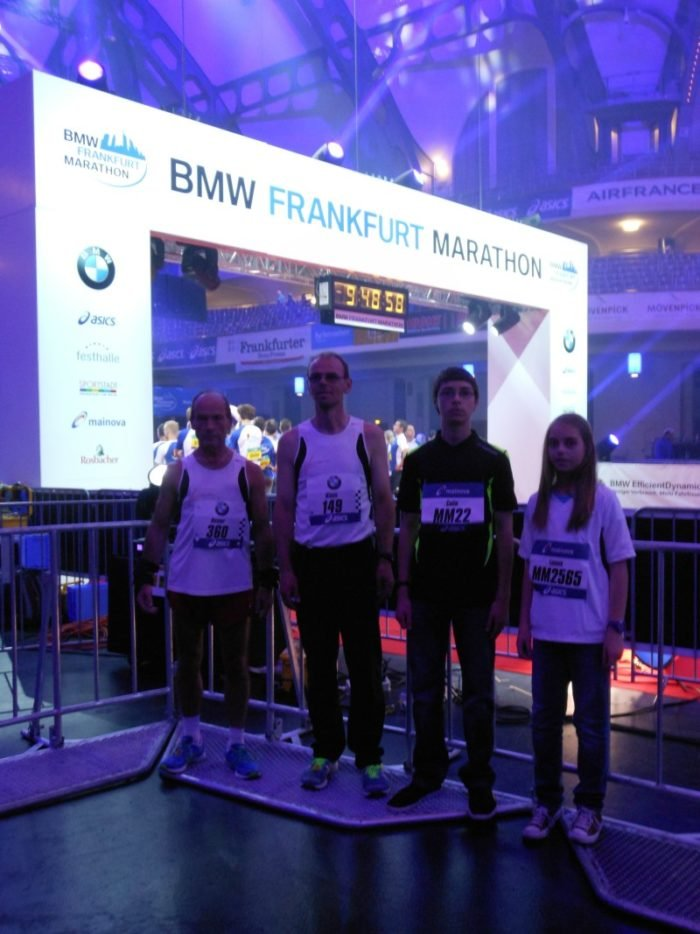 Frankfurt Marathon 2013
