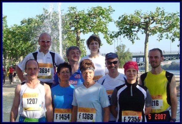 Gutenberg Marathon 2007