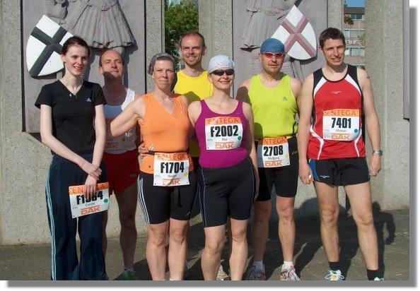 Gutenberg-Marathon Mainz 2008
