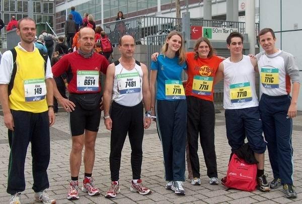 Marathon Frankfurt 2006