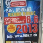 Bieler Lauftage Plakat