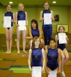 Gau-Einzelmeisterschaften Gerätturnen 2009