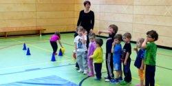 Kinderturnen 3-5 Jahre 1