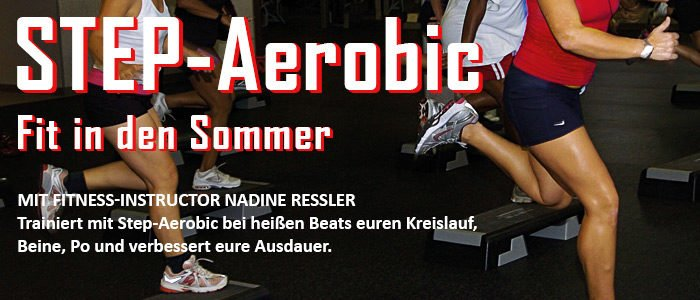Step-Aerobic Workshop