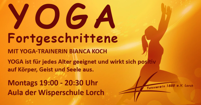 Yoga - Fortgeschrittene