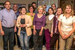 Neuer Vorstand 2015