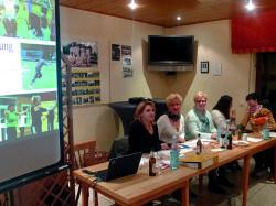 Mitgliederversammlung Vorstand