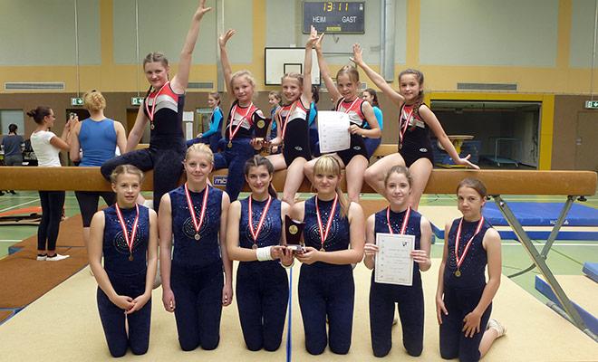Gau-Mannschaftsmeisterschaften 2016