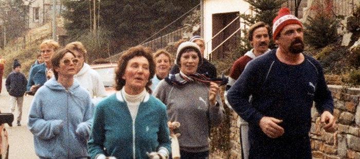 Silvesterlauf 1983