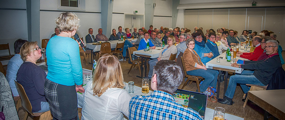 Mitgliederversammlung Turnverein Lorch 2017