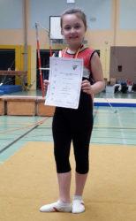 Gau-Einzelmeisterschaften Katarina Jozic